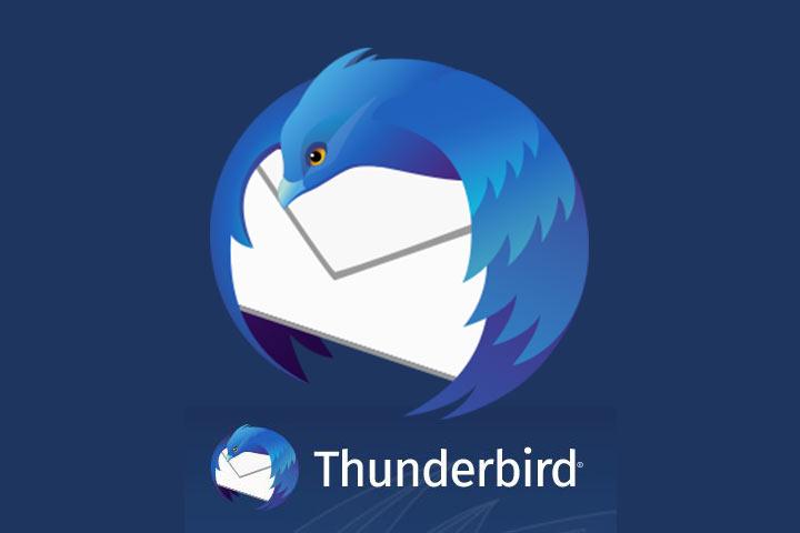 メールソフト Thunderbird